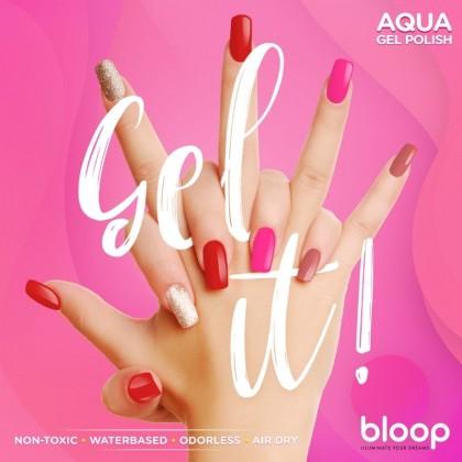 Bloop Aqua Glamorous 5