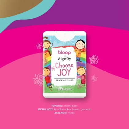 Choose Joy x dignity