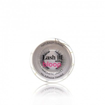 Brown Naturally Classic Magnetic Lash
